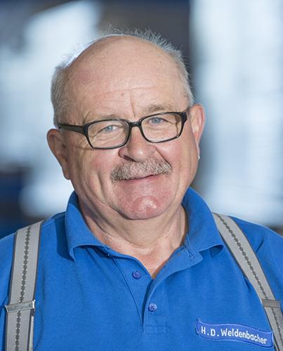 Heinz Dieter Weidenbacher