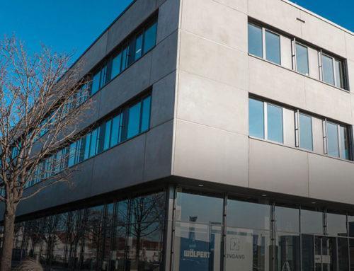 Neubau zentrales Verwaltungsgebäude und Ausstellung