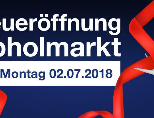 Abholmarkt Neueröffnung in Neu-Ulm